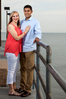 6-26-16_Hannah and Beesh Engagement Session